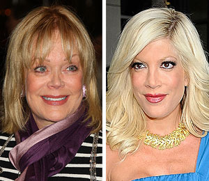 Candy Spelling 'Hopes' to Spend Holidays With Tori