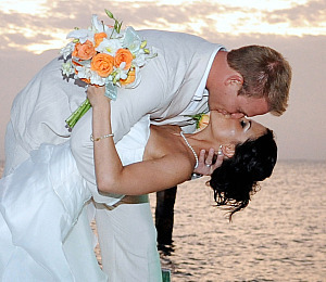 Photo! Melissa Rycroft's Dream Wedding