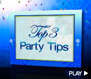 3 Must-Hear Party Tips