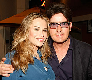 Lawyer: Charlie Sheen's Funds Could Go to Wife