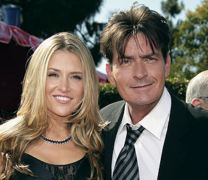 Lawyer: Sheen and Wife Trying to 'Work It Out'