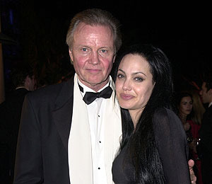 Jon Voight Back 'In Touch' With Angelina Jolie
