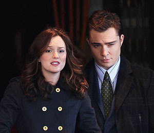 'Gossip Girl' Slammed for Threesome