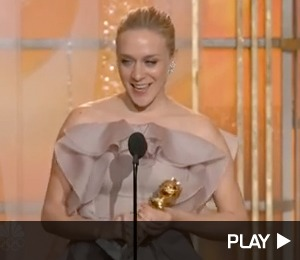 Chloe Sevigny Wins Supporting Actress, Rips Dress