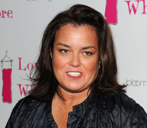 Rosie O'Donnell Talks New GF, HBO Special