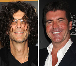 Cowell: Howard Stern Doesn't Have 'Experience'