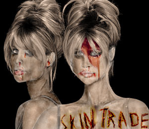 The Barbi Twins Make a Statement with 'Skin Trade'