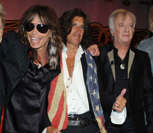 Aerosmith Ready to Rock with New Tour