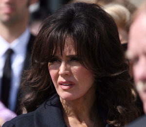 Marie Osmond's Son Laid to Rest