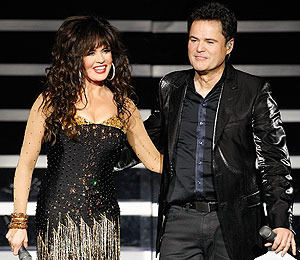 Marie Osmond Makes Tearful Return to Stage