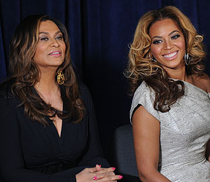 Beyoncé's Mom Is Fierce About Her Girls