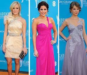 Vote! ACM's Best-Dressed Ladies