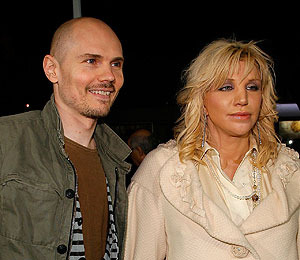 Billy Corgan Has No Love for Courtney