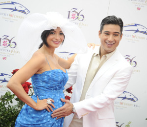 Celebrity Sightings at the 2010 Kentucky Derby