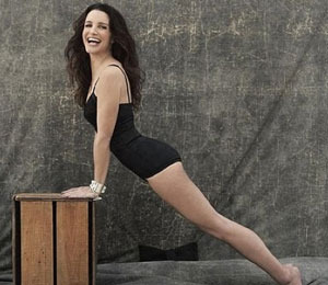 Kristin Davis: The Pressure to Be Thin in Hollywood