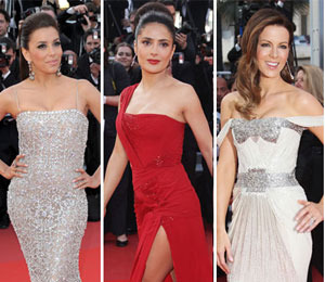 Vote! Best Dressed Women at Cannes