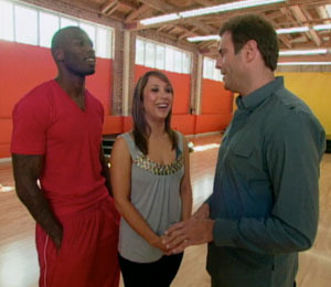 'DWTS': Chad and Cheryl Put Romance Rumors to Rest