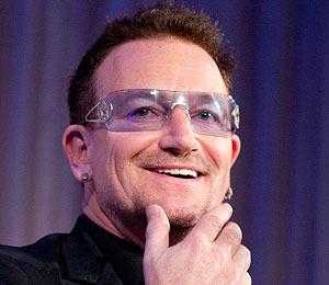 U2 Postpones Tour While Bono Recuperates