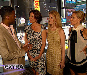 NYC Castmates Dish on 'Housewives' Scandals