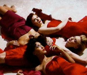On the Scene at the Vanity Fair 'Twilight' Photo Shoot