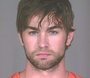 'Gossip Girl's' Chace Crawford Busted for Marijuana