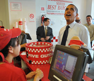 President Obama's Favorite Eats in DC