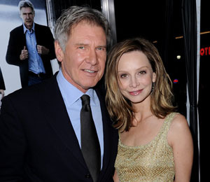 'Extra' Obtains Harrison Ford and Calista Flockhart's Marriage License!
