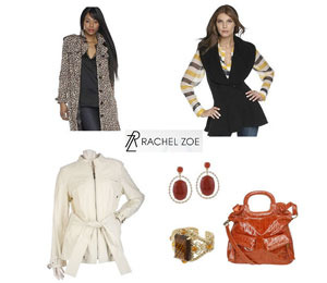 Fashion Designer Rachel Zoe's New QVC Collection