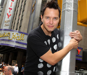 Blink 182 Frontman Mark Hoppus to Host 'A Different Spin'