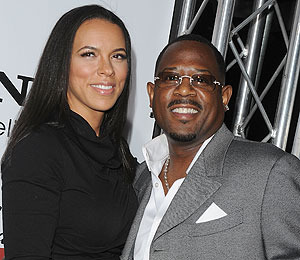 Martin Lawrence Gets Hitched