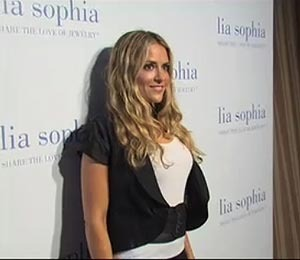 Brooke Mueller Attends Lia Sophia Party
