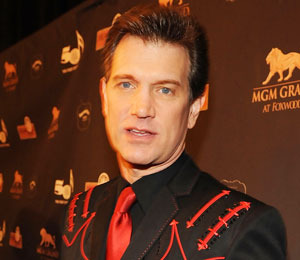 Chris Isaak as Simon Cowell's Replacement?