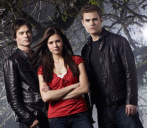 'The Vampire Diaries' (The CW)