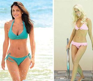 Which 'Housewife' Wears the Bikini Better?