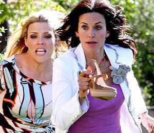 'Cougar Town' (ABC)