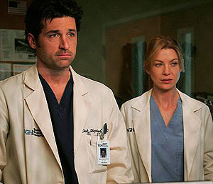 'Grey's Anatomy' (ABC)