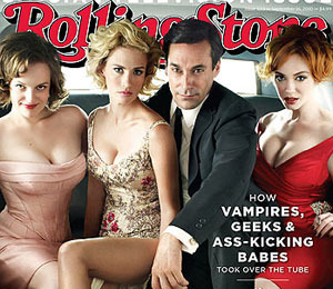 Pic! Rolling Stone Goes 'Mad'
