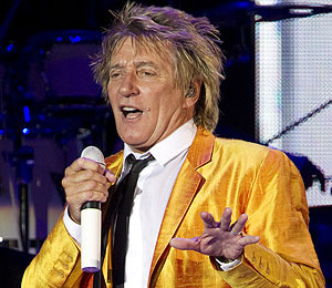 Rod Stewart: Eight is Enough
