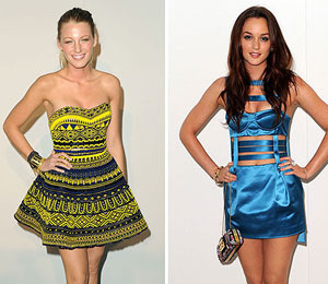 Vote! 'Gossip Girl' Fashion Face-Off