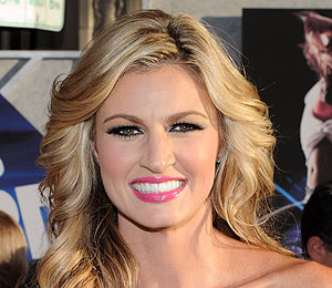 'DWTS': Erin Andrews Has Advice on Maks for Brandy