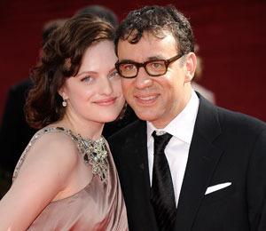 'Mad Men's' Elisabeth Moss Files for Divorce from Fred Armisen