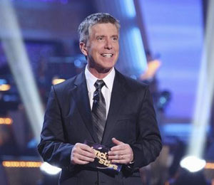 'DWTS' Sends the First Contestant Home