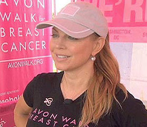 Fergie Turns Lifechanger for Breast Cancer Awareness