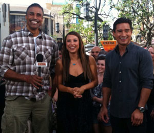 Rick Fox: Things Are Starting to Get 'Icy' on 'DWTS'