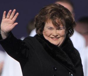 Susan Boyle Cancels on 'DWTS'