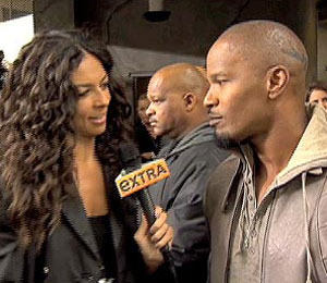Jamie Foxx and Halle Berry Team Up for New Movie