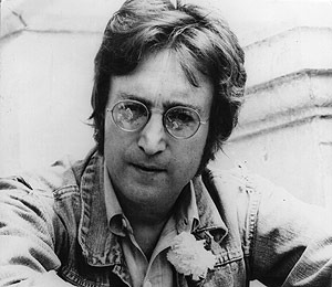 John Lennon: Celebs on the Legend