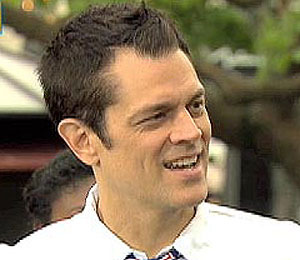 'Extra' Raw! Johnny Knoxville, 'Jackass 3D'