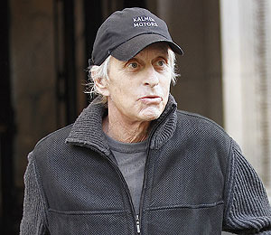 Michael Douglas Recovering from Treatment