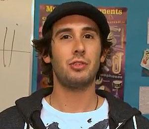Josh Groban Surprises Music Students